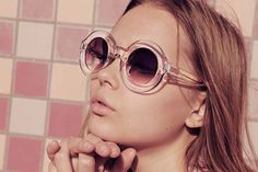 Good Thing The Days Are Getting Longer: Wildfox's Spring Sunnies Are Dazzling #refinery29 http://www.refinery29.com/43777#slide-9 Photo: Courtesy of Wildfox Sun