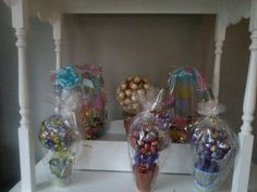 Easter sweet trees