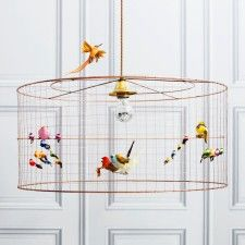 Ebay find of the day birdcage light fixture lighting hanging ebay find of the day birdcage light fixture lighting hanging pinterest birdcage light ebay and lights greentooth Gallery