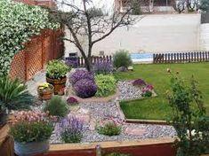 Résultats de recherche d'images pour «jardines con piedras»