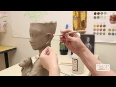 Making the Figure in Clay | AMACO Brent