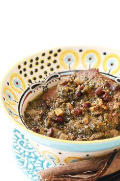 Aromatic Iranian Beef Stew