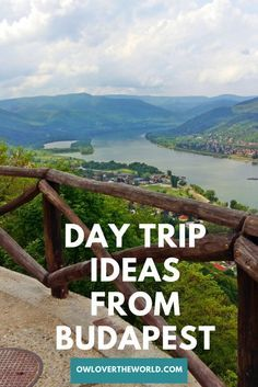 Budapest itself is an amazing city, I feel in love with it even though my short stay. But if you have more time in the Hungarian capital why not take the time to explore the surrounding area or even another beautiful European capital. Take a look at these three-day trips ideas to fill out your wanderlust. Budapest day trip / Day trips ideas / Travel to Budapest / Travel to Vienna / Travel to Szentendre / Visit Budapest / Visit Vienna / Visit Szentendre / Travel tips / One day in Vienna /