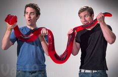 The 26-pound Gummy Python is an edible piece of delicious gummy candy!
