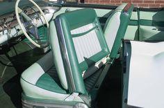 1956 Buick Roadmaster Convertible - Tilted Driver's Seat Backrest - LeBaron Bonney Company: www.lebaronbonney.com (9)