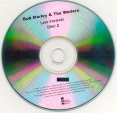 2011 - Live Forever - Island Records / Universal - Promotional CDRs Acetate