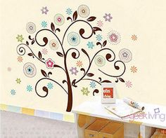 Lucky Tree Wall Decal!