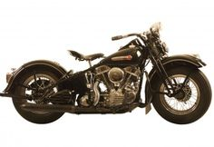 "George Pardos Collection ""Evolution of the Harley-Davidson Motorcycle"": 1948 Harley Davidson EL ""Panhead"""