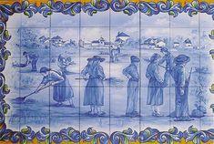 Azulejos Terra Viva Portugal