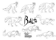 """""""Balto"""" art"""