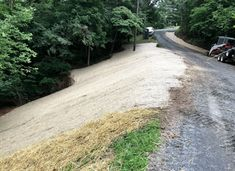 Reynolds Contracting specializes in earthwork services, including Charlottesville dam renovation. Charlottesville, Country Roads
