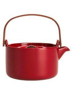Teapot OIVA by Marimekko @marimekkoglobal