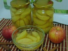 Rozi erdélyi,székely konyhája: Almakompót Pickles, Cucumber, Apple, Fruit, Food, Apple Fruit, Essen, Meals, Pickle