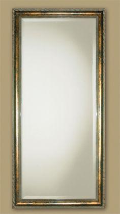 Uttermost Sinatra Gold Mirror