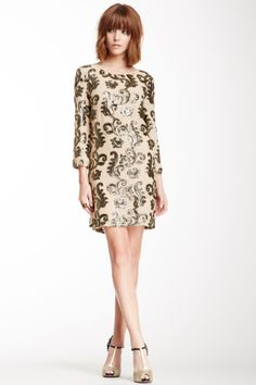 Ally Dress - love all the sequins!