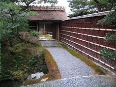 Katsura Rikyu (Imperial Villa).