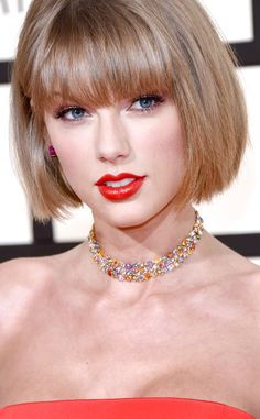 Taylor Swift from Grammys 2016: Best Bling & Accessories | E! Online