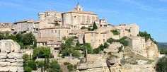 """Gordes, where the """"A Good Year"""" movie was directed..."""