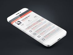 We will provide iPhone application services usability, easy-to use mobile applications, security,marketing,professionals for development in Vancouver. New Iphone 6, Iphone 5c, Apple Iphone 6, Michael Shanks, News Web Design, App Design, Site Design, Design Concepts, Mobiles