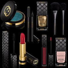 Gucci Cosmetics Fall Collection Launch