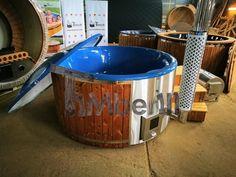 Außenwhirlpools Holzofen   Badezuber Badefass für Draußen Kaufen