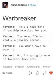 Warbreaker - Random Branderson