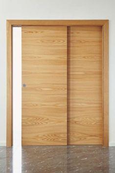 Het parallel schuifdeursysteem is een compleet systeem van Krona Koblenz voor het maken van een enkele of dubbele parallelle schuifdeur in de wand. Di...