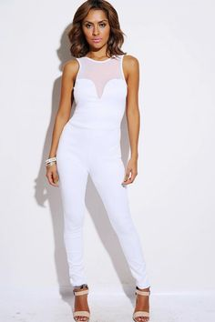 Rompers jumpsuits 20s 30s on pinterest jumpsuits catsuit and mesh