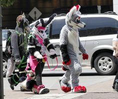 The World's Largest Furry Convention | Community Post: 13 Weird Things You Can Find In And Around Pittsburgh
