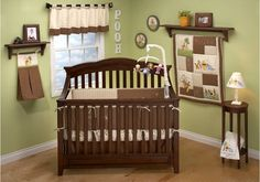most popular unisex nursery colors | ... the sex of your baby, this neutral nursery room is perfect for you