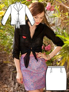 Retro Queen: 12 New Sewing Patterns – Sewing Blog | BurdaStyle.com