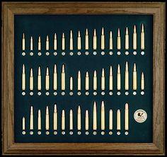 Remington Gifts  Bullet Display