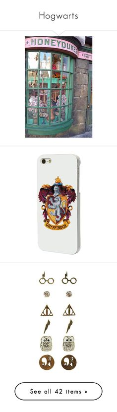 """""""Hogwarts"""" by mystical-dimples ❤ liked on Polyvore featuring Casetify, Fountain, White Label, accessories, tech accessories, phone cases, harry potter, phone, technology and jewelry"""