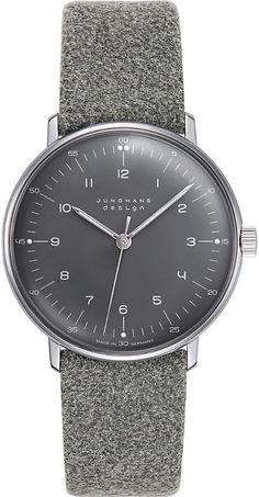 Junghans 027/3602.00 Max Bill felt watch