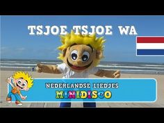 Tsjoe Tsjoe Wa   STRAND   Kinderliedjes om op te dansen   Minidisco - YouTube