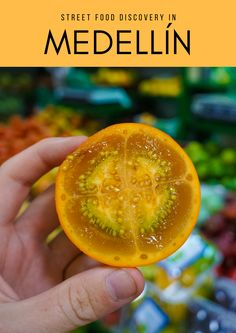 A street food guide to exploring Medellin. A amazing tour to discover the food of Colombia and best places to eat and drink in Medellin. Exotic fruits tour and the best coffee in Medellin - This tour has it all. One of the top things to do in Medellin Colombia Travel - go on a Medellin food tour. ☆☆ Travel Guide / Bucket List Ideas Before I Die By #Inspiredbymaps ☆☆