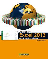 Excel 2013 presenta muchas e interesantes novedades que facilitan el trabajo, incrementan las posibilidades de gestión de la información y permiten generar documentos con aspecto profesional de manera más rápida y sencilla.  Con este manual aprenderá a manejar la hoja de cálculo de forma cómoda. http://rabel.jcyl.es/cgi-bin/abnetopac?SUBC=BPSO&ACC=DOSEARCH&xsqf99=1729275+
