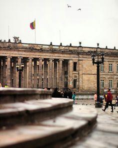 Plaza de Bolívar, Bogotá Colombia