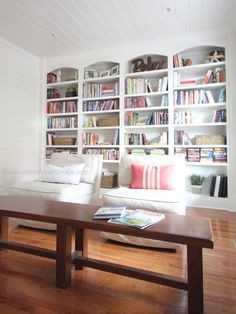 DIY:: Styling Bookshelves Tutorial ! This is One of The Best #Basic Interior Design Tutorials Available.( I have used this over and over -Then passed on to Friends..who all have Loved it as much as I do !)