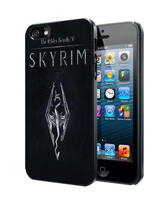 The Elder Scrolls V Skyrim Samsung Galaxy S3/ S4 case, iPhone 4/4S / 5/ 5s/ 5c case, iPod Touch 4 / 5 case