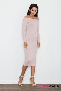 Rochie de seara roz