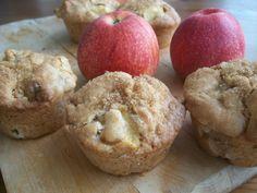 apfel zimt muffins selbermachen