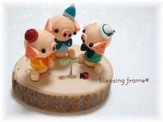 blessing frame * (Blessing Frame): ◎ miniature