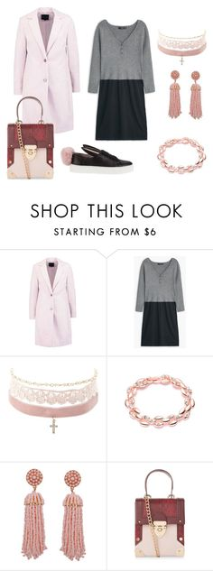 """""""LOOK DEL DIA"""" by aliciagorostiza on Polyvore featuring moda, Cada, Charlotte Russe y Humble Chic"""
