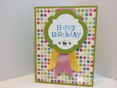 www.stampenvy.ca, stampin' up, wacky wishes, sunshine and sprinkles, window frames