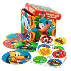 Disney Mickey Fun and Friends Scavenger Hunt Party Game from BirthdayExpress.com - $4.99 +