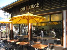 Cafe Dulce - 134 Japanese Village Plz, Bldg E, Los Angeles