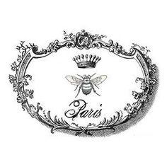 bee tattoo (sans paris)