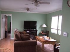 1000 ideas about single wide remodel on pinterest - How to decorate a mobile home living room ...