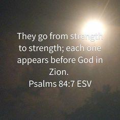 Psalm 84:7
